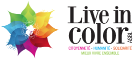 Logo Live in Color